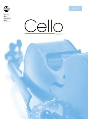 AMEB Cello Series 2 - Grade 1 - Cello Music Book
