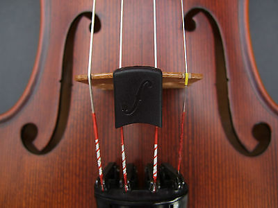 *NEW* Finissima Artist Violin Mute to suit 4/4 - 3/4 Size. Easy install/usage.