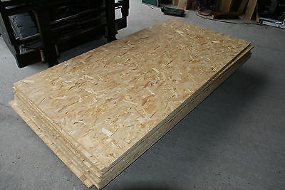 OSB3 Stirling board 2440x1200x9mm Free delivery available. Minimum order applies