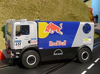 Avant Slot LKW MAN Red Bull RACING in 1:32 auch für Carrera Evolution    AV50409