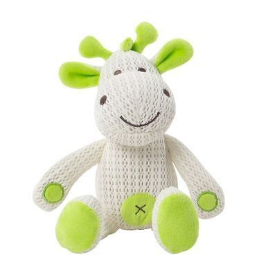 Raff the Giraffe Breathable Baby 0m+ Hypoallergenic Soft Toy by The Gro Company