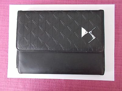 Genuine Citroen Ds3 - Ds4 - Ds5 Handbook Wallet (Acq 5141)