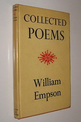 Collected Poems - William Empson - En Ingles