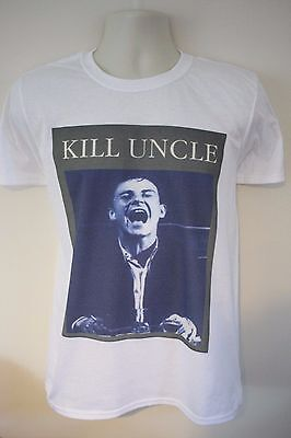 Morrissey T-Shirt kill uncle tour merchandise the smiths johnny marr gene