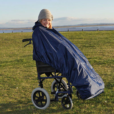 Splash Deluxe Wheelchair Mac Unsleeved (lined) - Medium/Large
