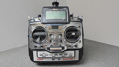 Radio Controlled Hitec Eclipse 7 7 Channel Transmitter