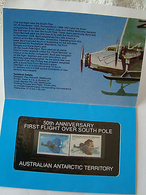Australian Antarctic Terr. Collection Of Mint Stamps Brand New Presentation Pack
