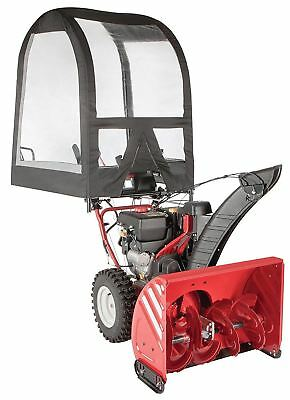 Snow Thrower Cab New Most Stage 2 Accessories Classic Blower Arnold Deluxe Black