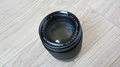 SIGMA-XQ MULTI-COATED 200mm 1:4 LENS FIT M42