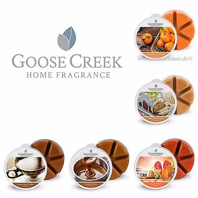 Goose Creek Wax Melts, 40 Scents to Choose From, Save 10% When You Buy 2+