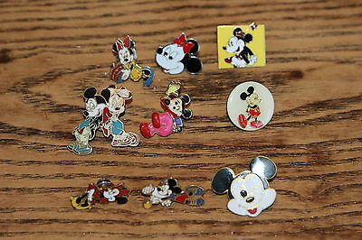 lot pins mickey minnie disney (326)