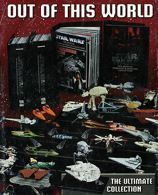 DeAgostini Star Wars Starships & Vehicles Partwork ISSUES 1 TO 60 - PICK CHOOSE