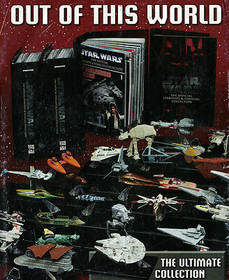 DeAgostini Star Wars Starships & Vehicles Partwork ISSUES 61 TO 80 - PICK CHOOSE