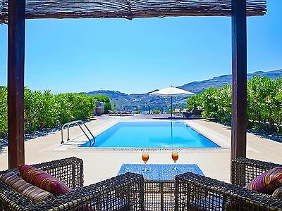 Luxury 3 bedroom sea view villa with private pool, Vlicha Bay, Lindos, Rhodes