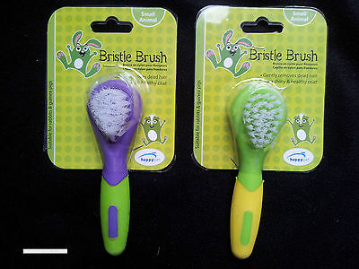 Happypet Small Animal Bristle Brush-Grooming/Hamster/Rat/Rabbit/Guinea Pig/Mouse