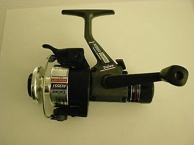 Used Vintage Daiwa Accu-Set A1355T Spinning Reel Made In Korea