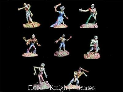 West Wind Gothic Horror 28mm Zombies Pack MINT