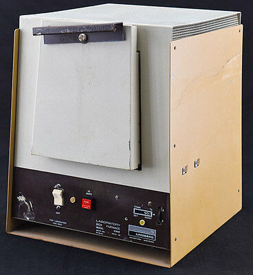 General Signal 51848 Lindberg Bench-Top Laboratory Lab Box Oven Furnace