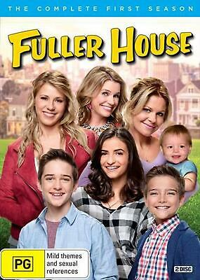 Fuller House : Season 1 - DVD Region 4 Free Shipping!