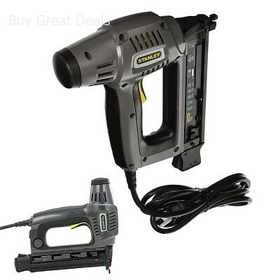 Stanley TRE650 1Inch Electric Brad Nailer - New & Sealed
