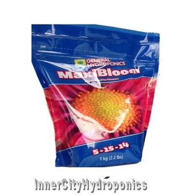 General Hydroponics Maxi Bloom 1Kg Powder