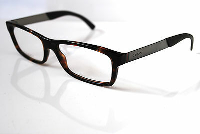 Gucci GG1054 BCR HVN Mens Square  Designer Glasses