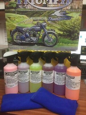 Motorbike Cleaning Kit
