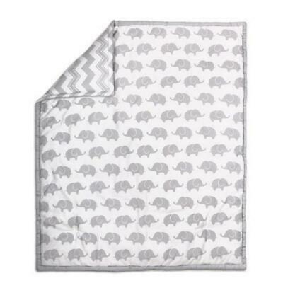 The Peanut Shell Elephant Quilt Free Shipping!