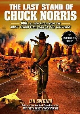 Last Stand of Chuck Norris, The, 1592406459, New Book