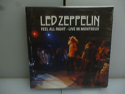 Led Zeppelin-Feel All Right. Live In Montreux 1970.-4Cd Digipack-New.sealed.