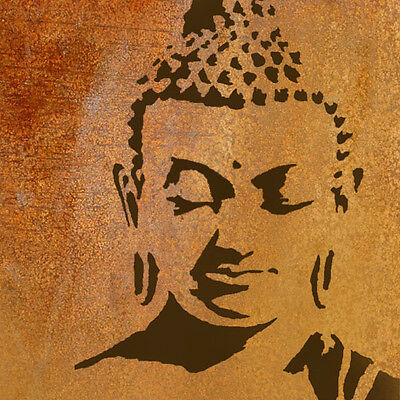Buddha Stampo Home Wall Decor Stencil Decorazione Murale Riutilizzabili Ideal