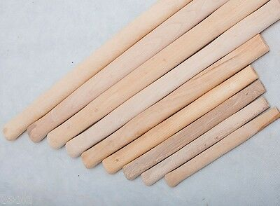 High Quality Replacement Hammer Wooden Handle Shaft in Beech Wood 9 sizes availa