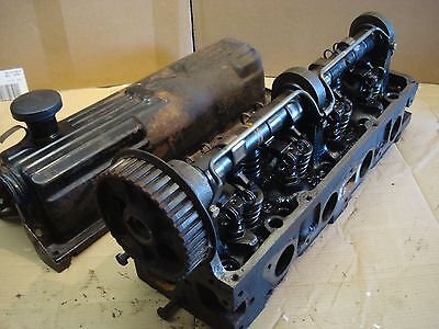 FORD PINTO CYLINDER HEAD (from CAPRI 2.0s)