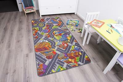 BIG CITY kids rug play mat - 4 sizes available