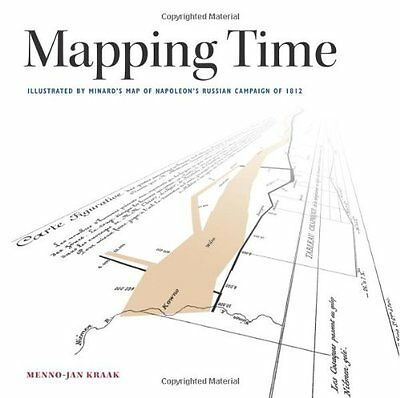 Mapping Time: Illustrated by Minard's Map of Napoleon's Russian Campaign of 181