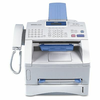 Brother IntelliFAX 4750e Laser Fax with Print NEW NEW NEW