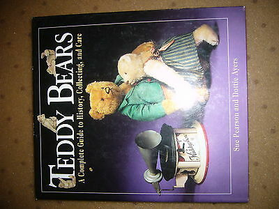 Teddy Bears  Collector's Book Complete Guide To History Collecting & Care