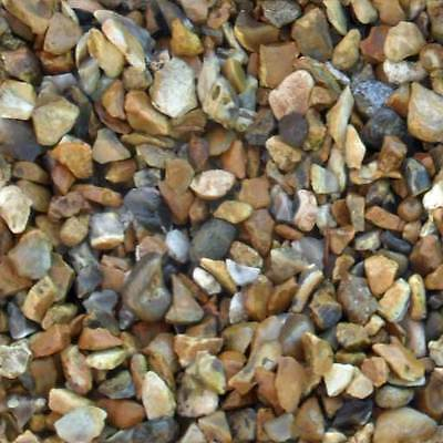Stone/Gravel for landscaping, borders, paths and driveways approx 1 tonne