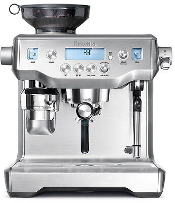 Breville the Oracle       Manual Espresso Coffee Machine BES980