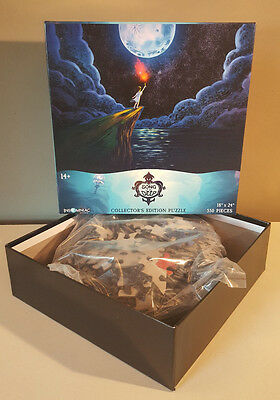 Song of The Deep Collectors Edition Puzzle - 550 PCS 2016 - Insomniac Games