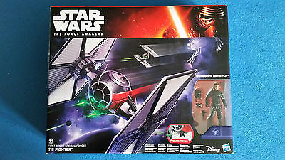STAR WARS Hasbro - Command-Fighter First Order -OVP