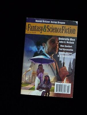 The Magazine Of Fantasy & Science Fiction  Jan/feb 2012