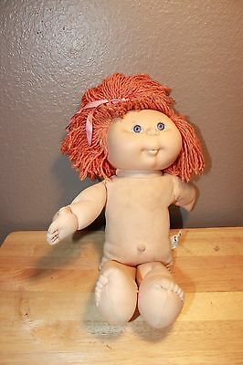1991 Cabbage Patch Kids ~ Kissin Kids Doll - Kissing Sounds