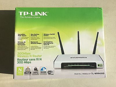 TP-Link 300 Mbps Wireless N Router