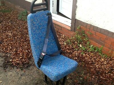 Iveco Daily / minibus Seats (singles) in excellent condition with belts