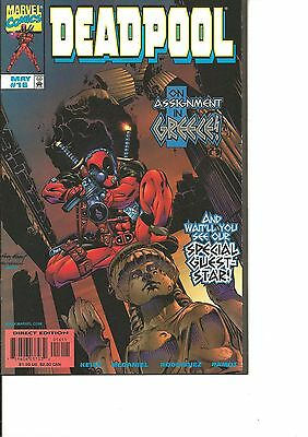 Deadpool #16  Extremely High Grade 9.6/9.8 Nm/mint