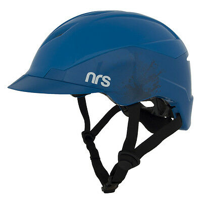 NRS Anarchy Helmet Size M/XL - Blue - Whitewater Safety Helmet #42608.01 - NEW