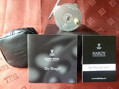 "Hardy Baby Bougle 2 13/16"" Fly Reel - Made In England - Brand New"