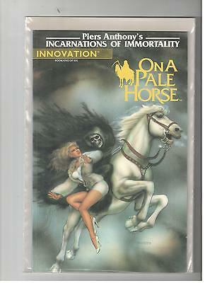 On A Pale Horse 1-5 Full Run Lot Of 5  High Grade Mint 9.6/9.8