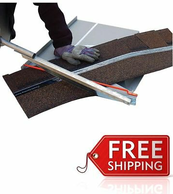 Roof Zone 13806 - Shingle Cutter Shaper - Asphalt & Fiberglass Shingles